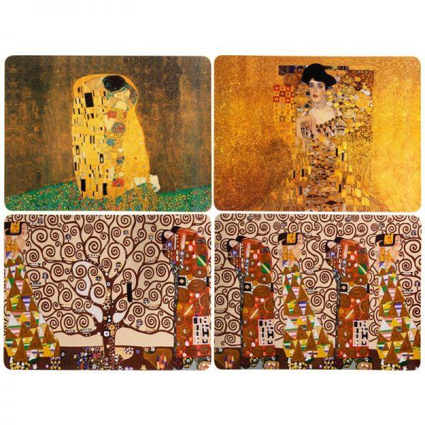 Klimt Placemats Set of 4