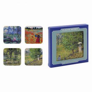 Monet Coasters Set of 4