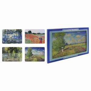 Monet Placemats Set of 4