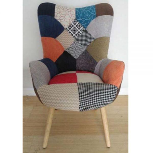 Grange Interiors Patchwork Chair