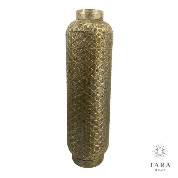 Casablanca Gold Floor Lamp