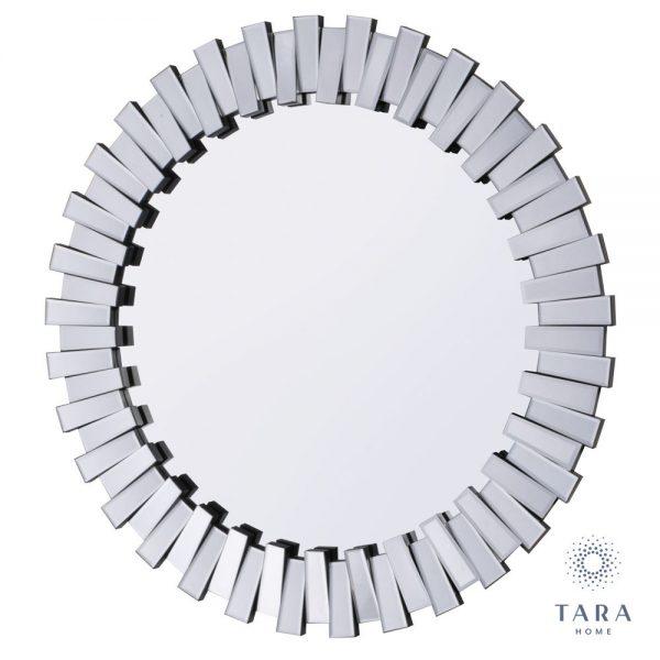 Link Round 3D Mirror 100cm