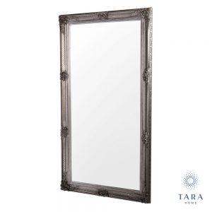 Elise Leaner Large Silver Mirror
