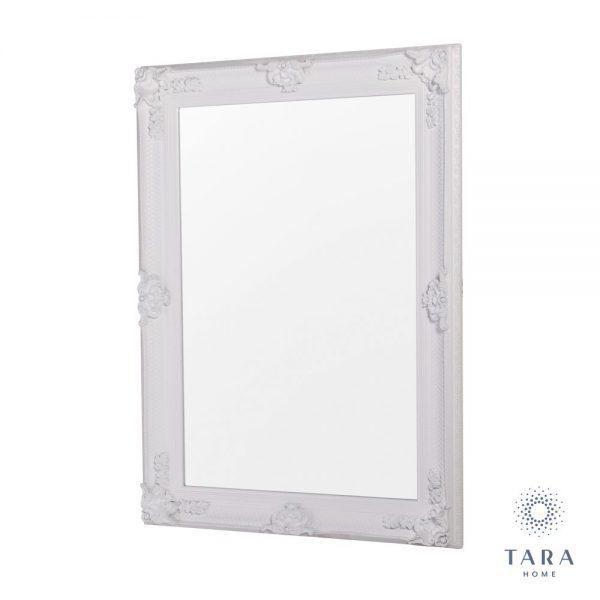 Elise Wall Mirror Antique White