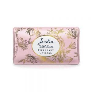 Tipperary Crystal Jardin Bar of Soap Wild Roses
