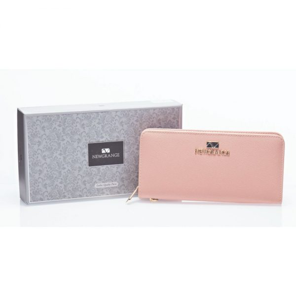 Siena Pink Purse Presented In A Gift Box