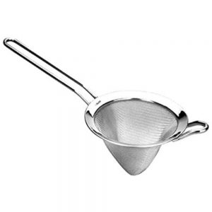 Conical Stainless Steel Strainer 15cm