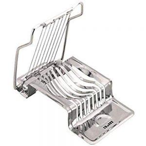 Ibili Stainless Steel Silver Egg Slicer