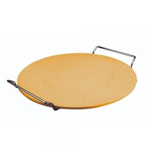 Ibili Pizza Stone With Stand 33cm