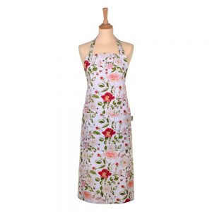Ulster Weavers Cotton Apron RHS Traditional Rose