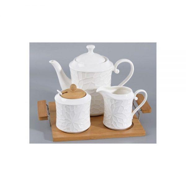 The Grange Collection Adele 3 Piece Tea Set