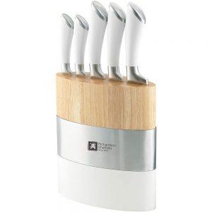 Richardson Sheffield Fusion Knife Block 5PC Set