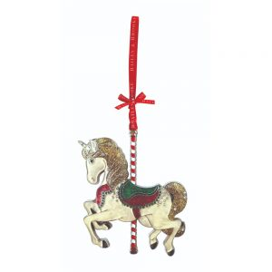 Bailey & Brooke Sparkle Horse Decoration