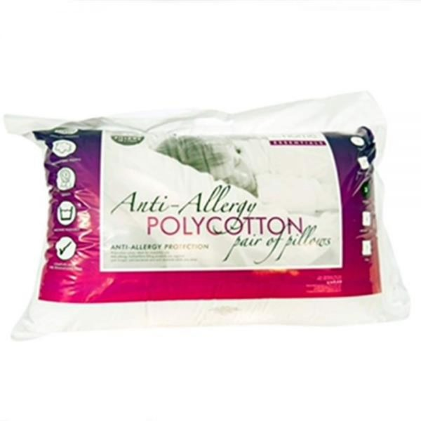 Anti Allergy Pillow Twin Pack Catherine Lansfield