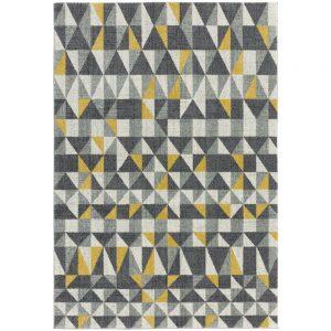 Nova Rug 120x170cm Flag Yellow
