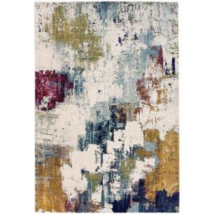 Nova Rug 120x170cm Abstract Multi Coloured