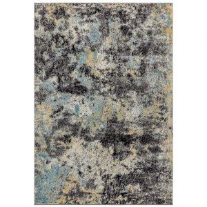 Nova Rug 120x170cm Abstract Blue