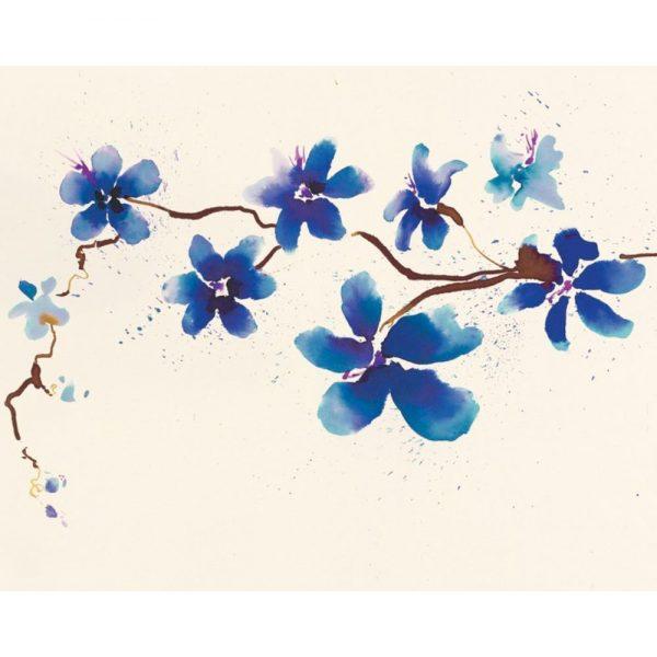 Summer Thornton Oriental Blossom Canvas
