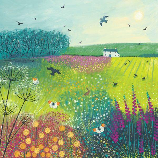 Jo Grundy Midsummer Meadow