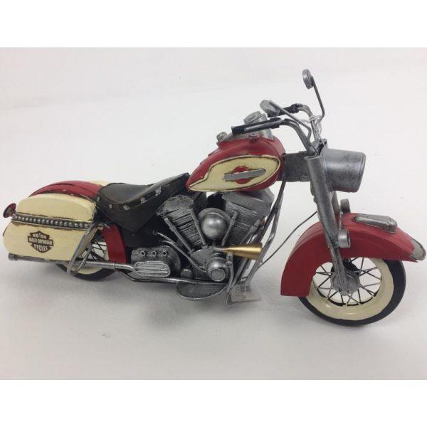 Motorbike Red 40cm