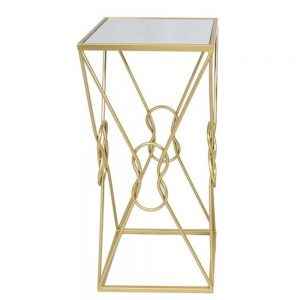 Champagne Square Table Large