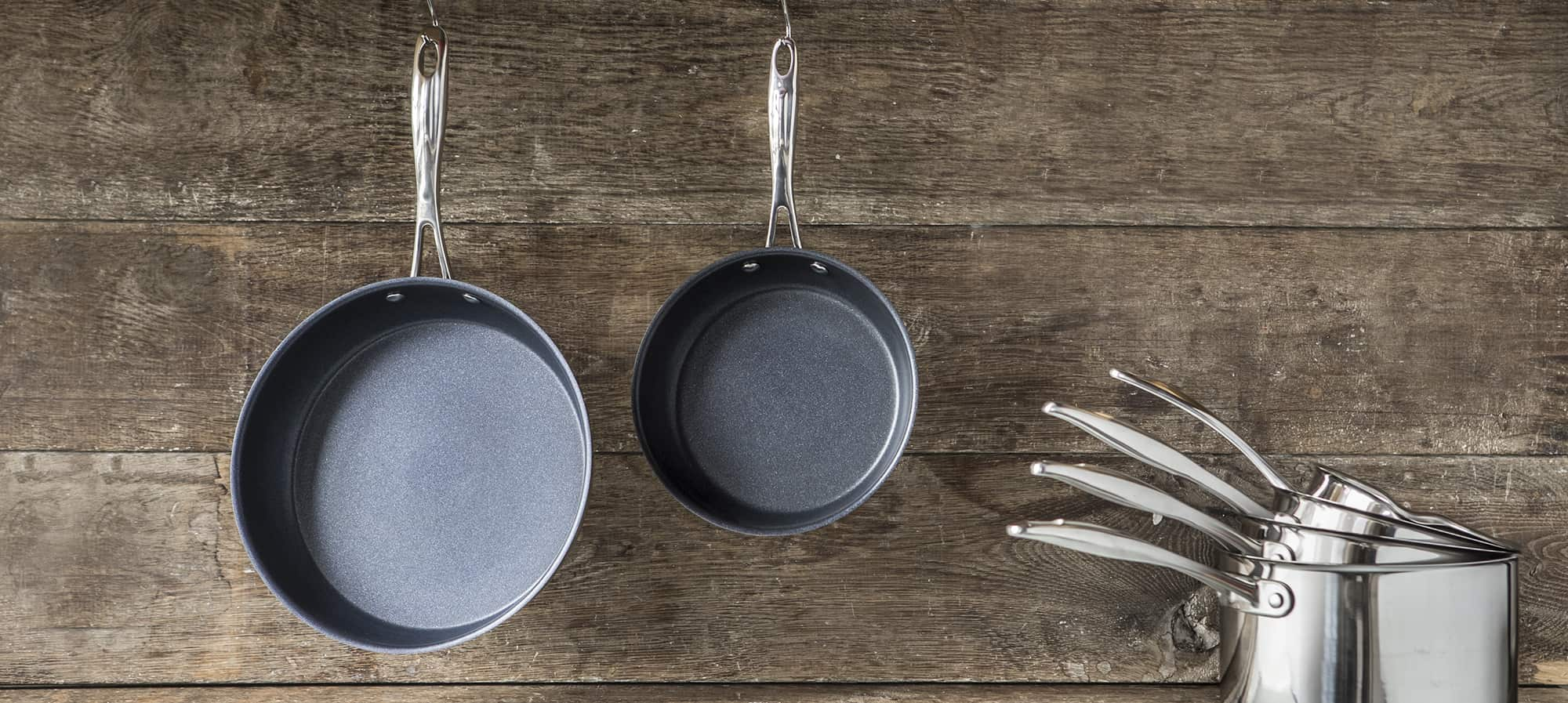 Pots and Pans For Your Kitchen