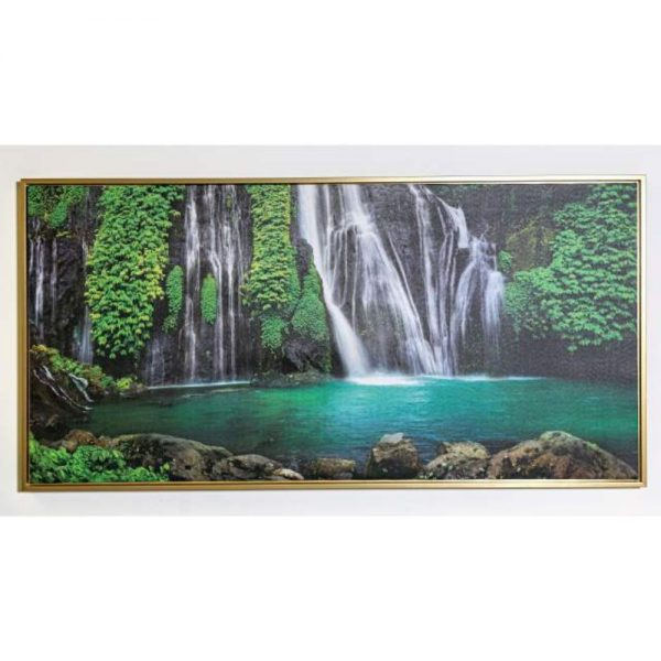Forest Framed Canvas