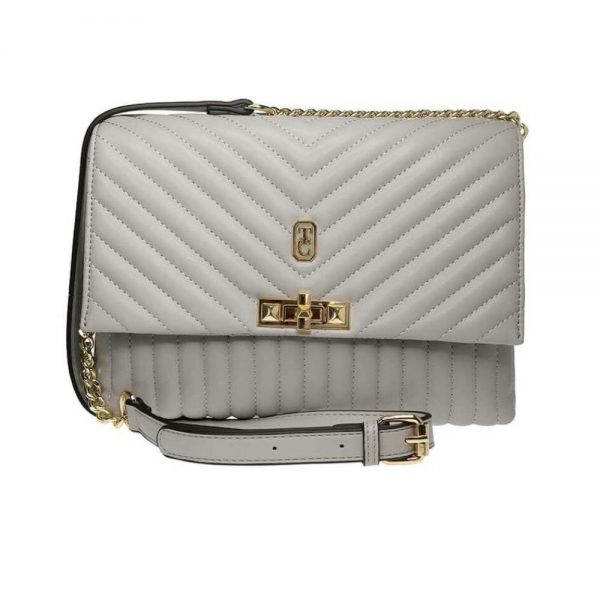 Versailles Cross Body Grey Handbag