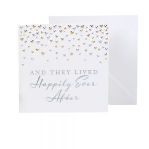 Amore Deluxe Card Happily Ever After