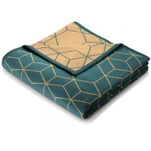 Cubes Blanket Cotton