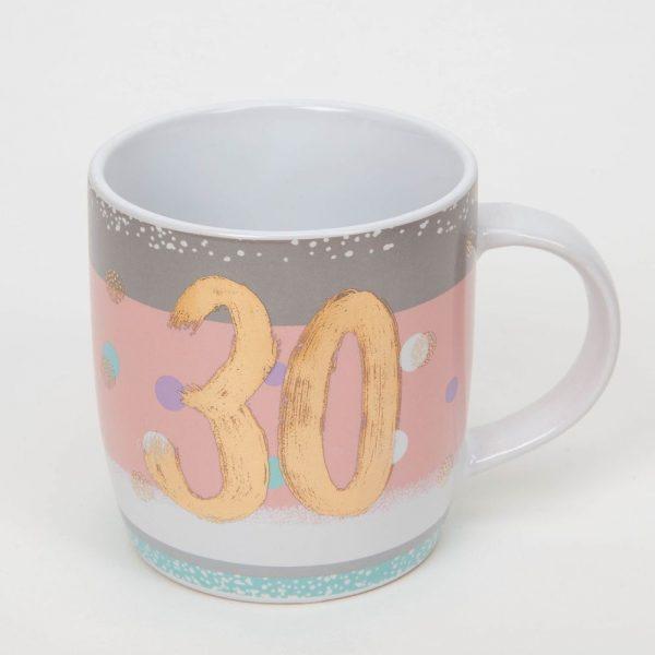 Bellini 30th Birthday Mug