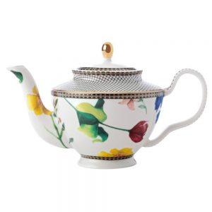 Teas & Cs Contessa Porcelain Teapot White 500ml