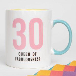 Oh Happy Day Mug 30 Fabulousness