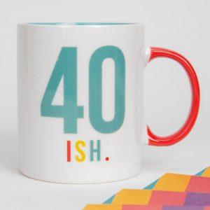 Oh Happy Day Mug 40ish