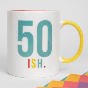 Oh Happy Day Mug 50ish