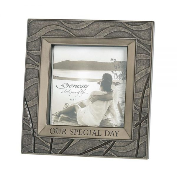 Genesis - Our Special Day Frame