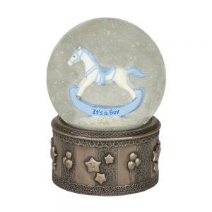 Genesis Rocking Horse Globe Its A Boy