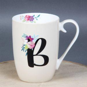 Vintage Boutique Ceramic Mug B