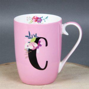 Vintage Boutique Ceramic Mug C