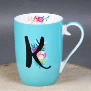 Vintage Boutique Ceramic Mug K
