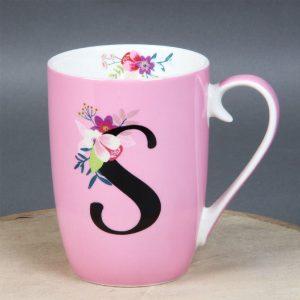 Vintage Boutique Ceramic Mug S