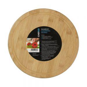 Chef Aid Bamboo 30cm Round Board