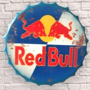 Red Bull Huge 40cm Bottle Top