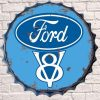 Ford Huge 40cm Bottle Top