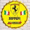 Ferrari Huge 30cm Bottle Top