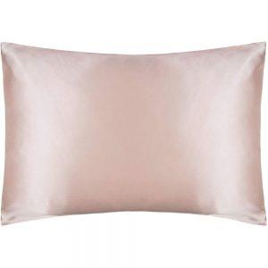 Belledorm 100% Mulberry Silk Pillowcase Pink