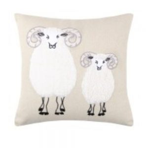 Sheep Cushion 40x40