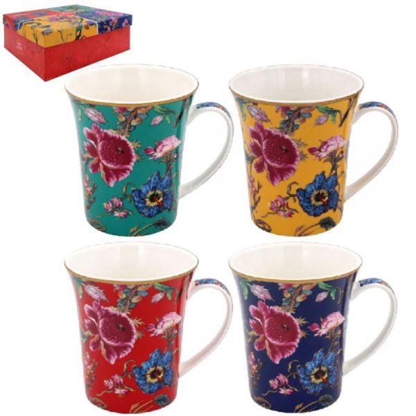 Anthina Mug Set of 4