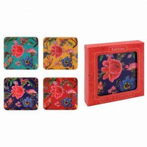 Anthina Coasters Set of 4