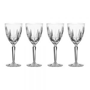 Marquis Sparkle Goblet Set by Waterford Crystal